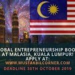 Global Entrepreneurship Bootcamp 2019