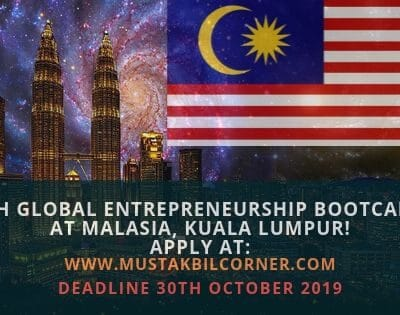 Global Entrepreneurship Bootcamp 2019