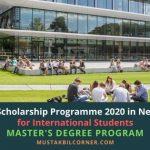 Radboud Scholarship Programme 2020