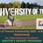 University of Twente Scholarship