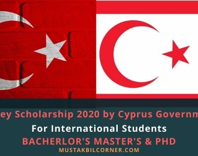 Turkey Scholarship 2020