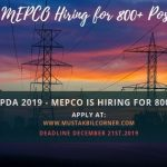 Jobs in Wapda 2019