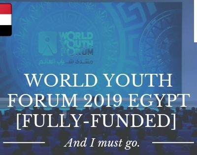 World Youth Forum 2019