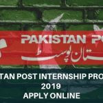 Pakistan Post Internship Program
