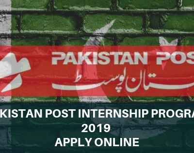 Pakistan Post Internship Program