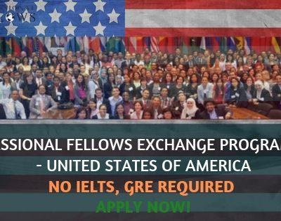 Professional Fellows Exchange Program