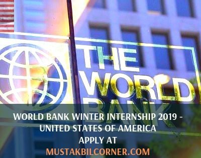 World Bank Winter Internship