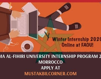 Fatima Al-Fihiri University Internship