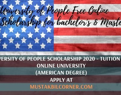 University of People Scholarship