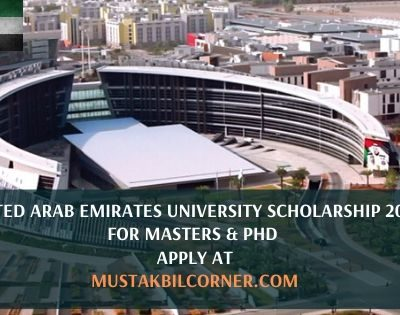United Arab Emirates University Scholarship