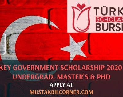 Turkey Government Scholarship 2020