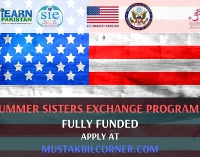U.S Summer Sisters Exchange Program