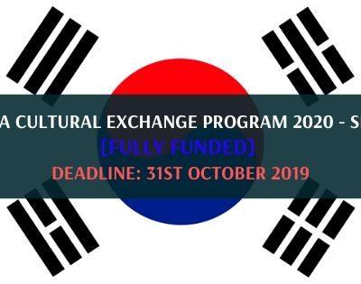 Korea Cultural Exchange Program