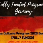 Cross Culture Program 2020