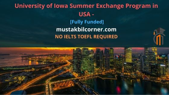 University of Iowa Summer Exchange Program
