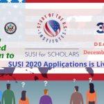SUSI 2020 Summer Exchange Program