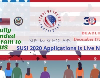 SUSI 2020 Summer Exchange Program