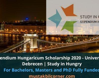 Stipendium Hungaricum Scholarship