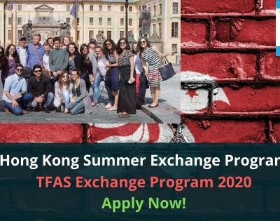 Hong Kong Summer Exchange Program