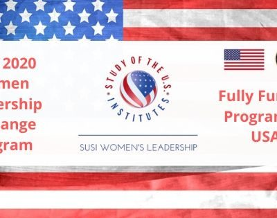 SUSI 2020 Women Leadership
