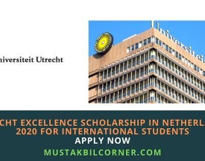 Utrecht Excellence Scholarship