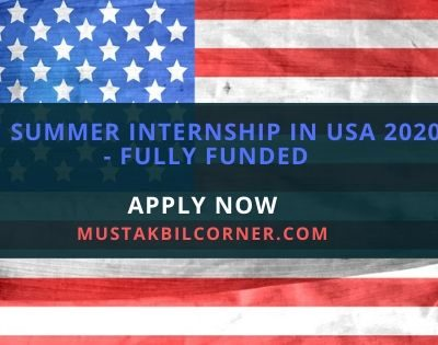 Summer Internship in USA