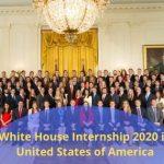 White House Internship 2020