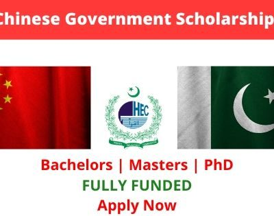 HEC Chinese Government Scholarship 2020