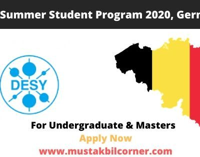 DESY Summer Student Program