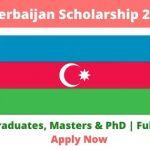 Azerbaijan Scholarship 2020