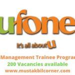 ufone-management-trainee-program