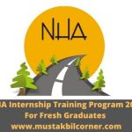 NHA Internship Training Program