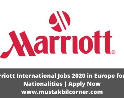 Marriott International Jobs 2020