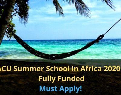 Summer School in Africa