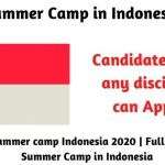 IACS Summer camp Indonesia