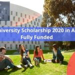 Deakin University Scholarship 2020