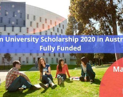 Deakin University Scholarship 2020