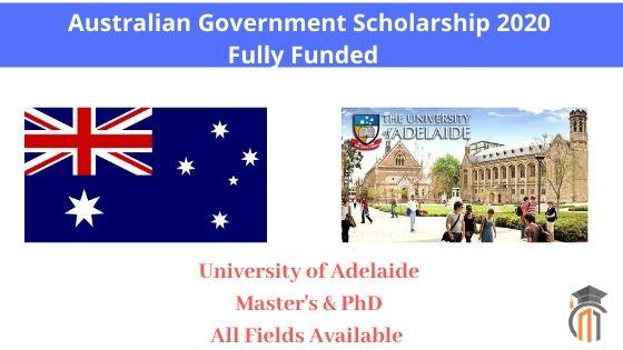 australian-government-scholarship-2020