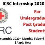 ICRC Internship 2020