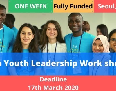 UNESCO Youth Leadership Workshop