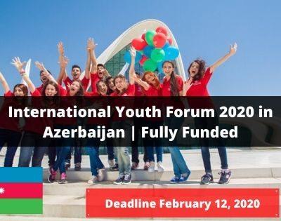 International Youth Forum 2020
