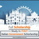 Italian Government Scholarship 2020