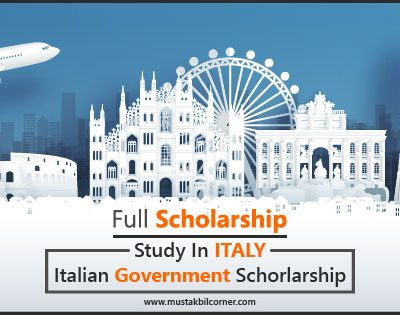Italian Government Scholarship 2020