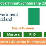 Ireland Government Scholarship 2020