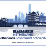 Netherlands Government Scholarship 2020