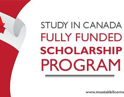 Canada Government Scholarship 2020