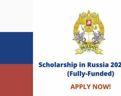 Scholarship in Russia 2020