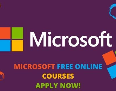 Microsoft Free Online Courses 2020