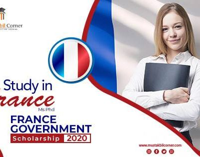 France Government Scholarship 2020