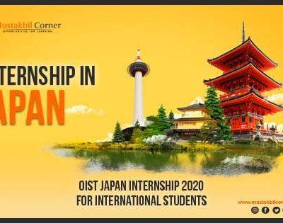 OIST Japan Internship 2020